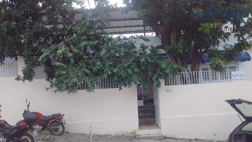 Casa residencial para locação, Casa Amarela, Recife - CA0265.
