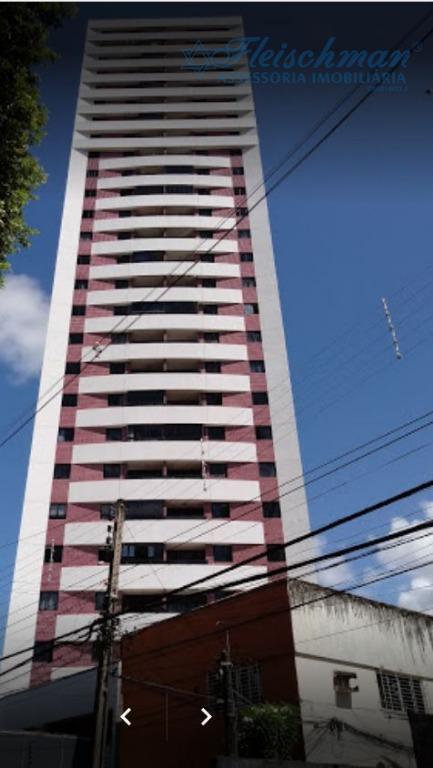 Apartamento residencial à venda, Madalena, Recife - AP1346.