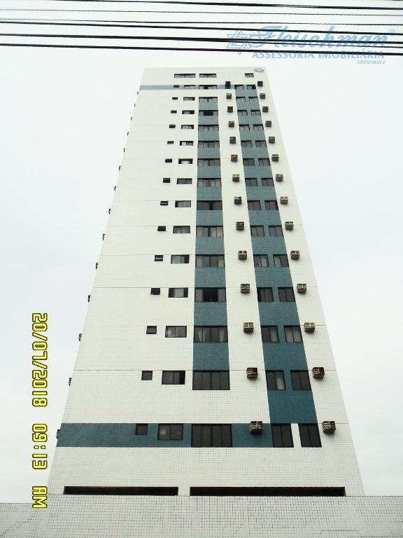 Apartamento residencial à venda, Cidade Universitária, Recife - AP1466.