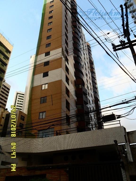 Apartamento residencial para locação, Parnamirim, Recife - AP1469.