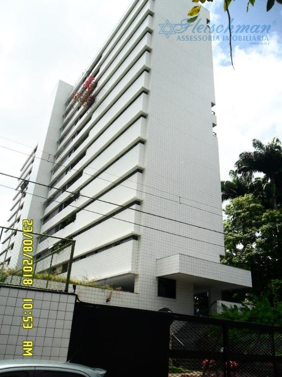Apartamento residencial à venda, Casa Forte, Recife - AP0630.