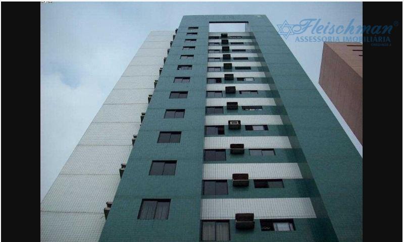 Apartamento residencial para locação, Tamarineira, Recife.