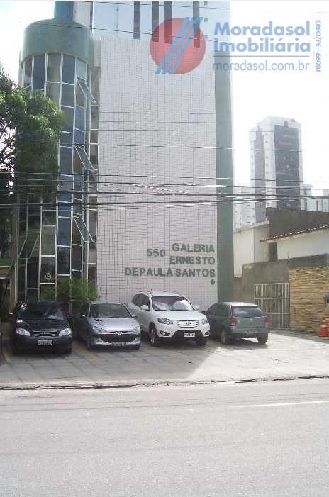 Sala - Galeria Ernesto de Paula Santos
