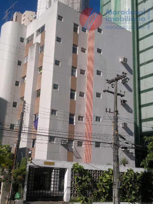 Vivenda Laje de Pedra - Apartamento residencial à venda, Boa Viagem, Recife.