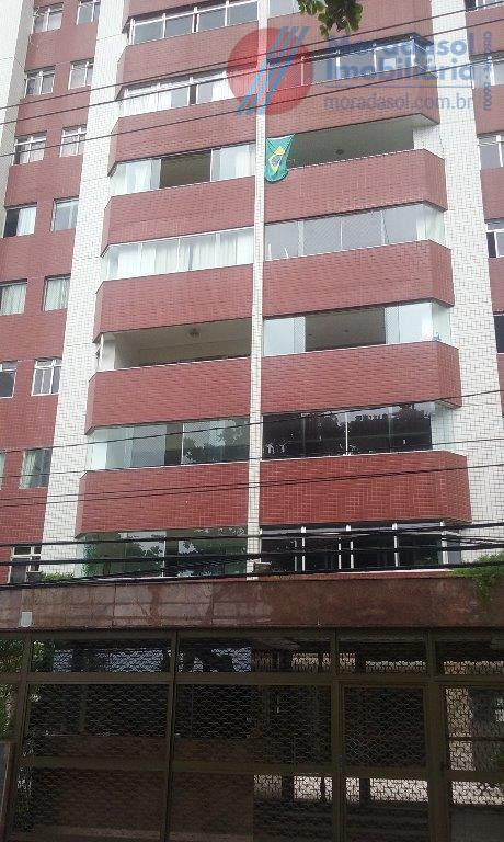 Sierra de Gredos. Apartamento residencial à venda, Boa Viagem, Recife.