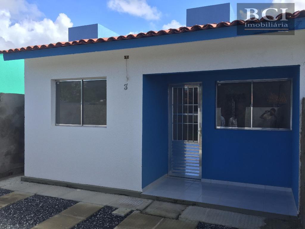 Casa residencial à venda, Pau Amarelo, Paulista.