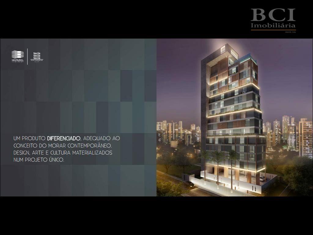 Loft residencial à venda, Boa Viagem, Recife.