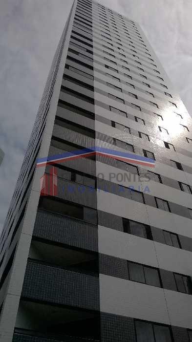 Apartamento residencial à venda, Pina, Recife - AP1488.