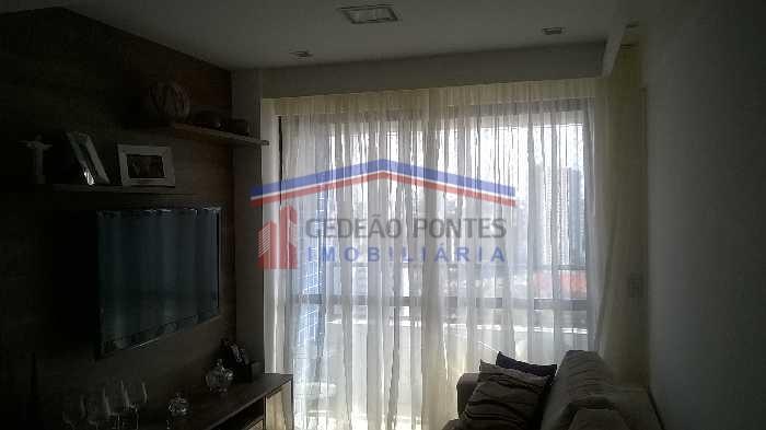 Apartamento residencial à venda, Torre, Recife - AP1518.