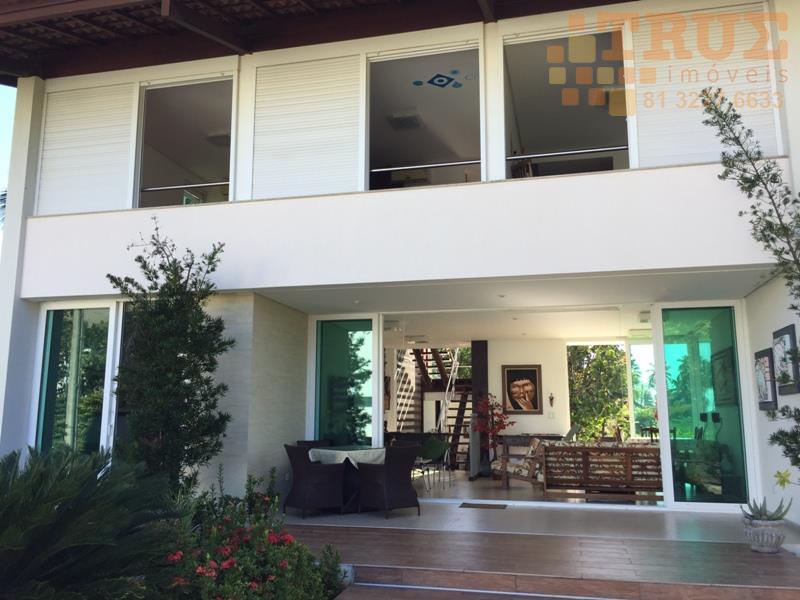 Casa  condomínio em Muro Alto, Porto de Galinha. (81) 98715-3333