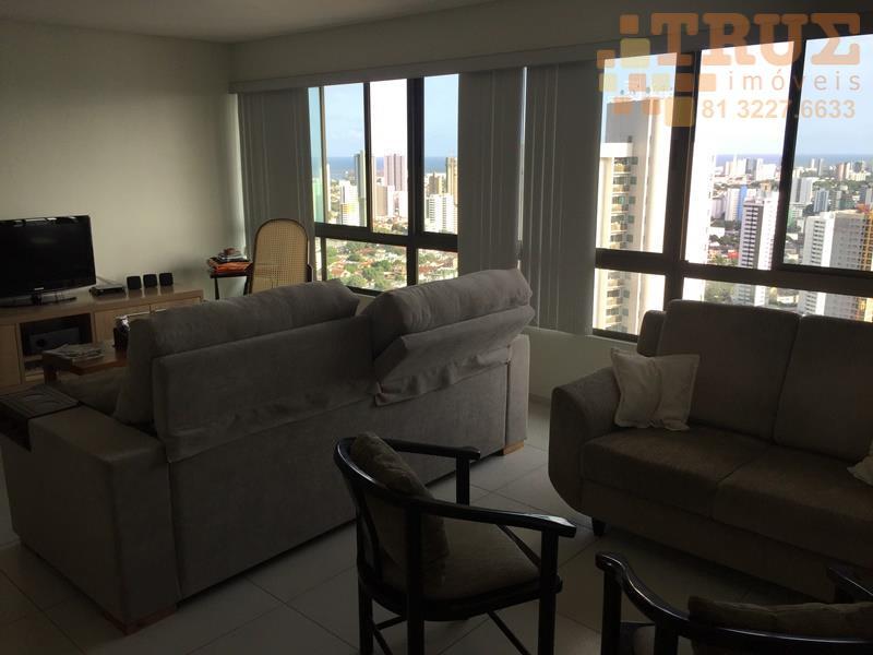 Apartamento residencial à venda, Rosarinho, Recife - AP0278.