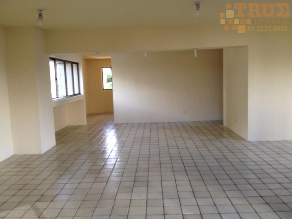 Apartamento para locação, Casa Forte, Recife - AP0341.