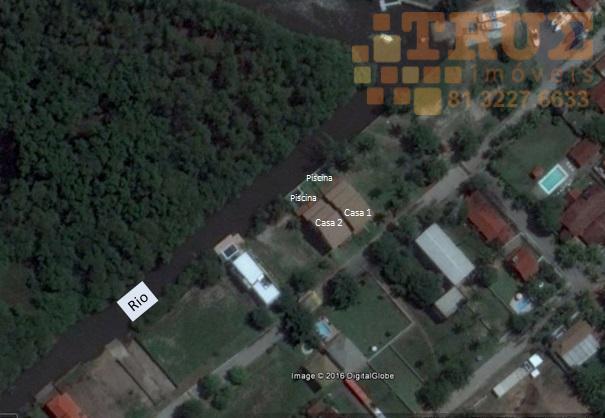 Ótima casa 7 suítes em Toquinho.