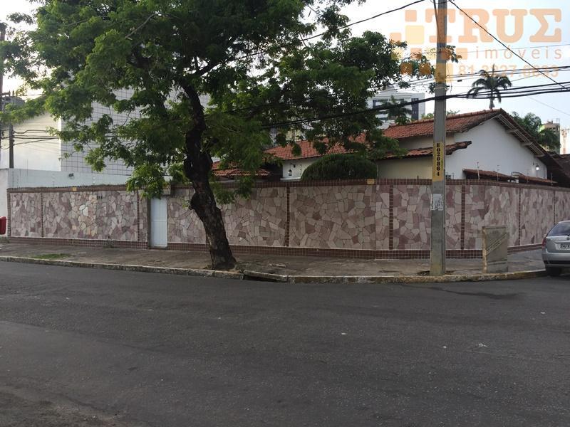 Casa residencial à venda, Casa Forte, Recife.