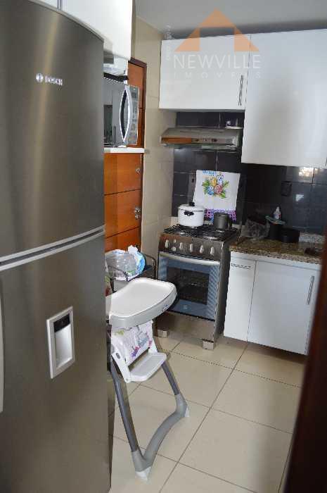 tb-8490 - apartamento com 2 quartos, 1 suíte, 1 wc social e 1 wc de serviço....