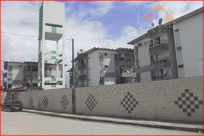 Apartamento  residencial para locação, Candeias, Jaboatão dos Guararapes.