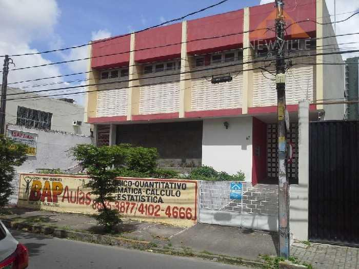 Casa comercial à venda, Madalena, Recife.