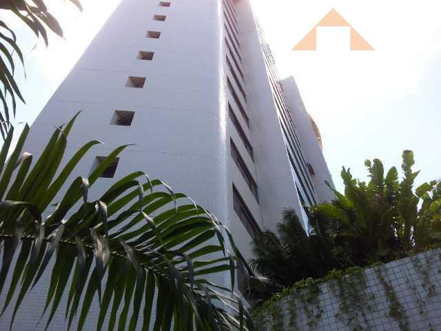 Apartamento residencial à venda, Casa Forte, Recife.