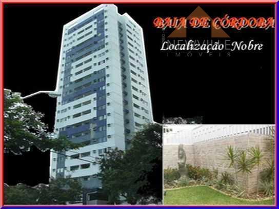 Apartamento residencial para locação, Rosarinho, Recife - AP0496.