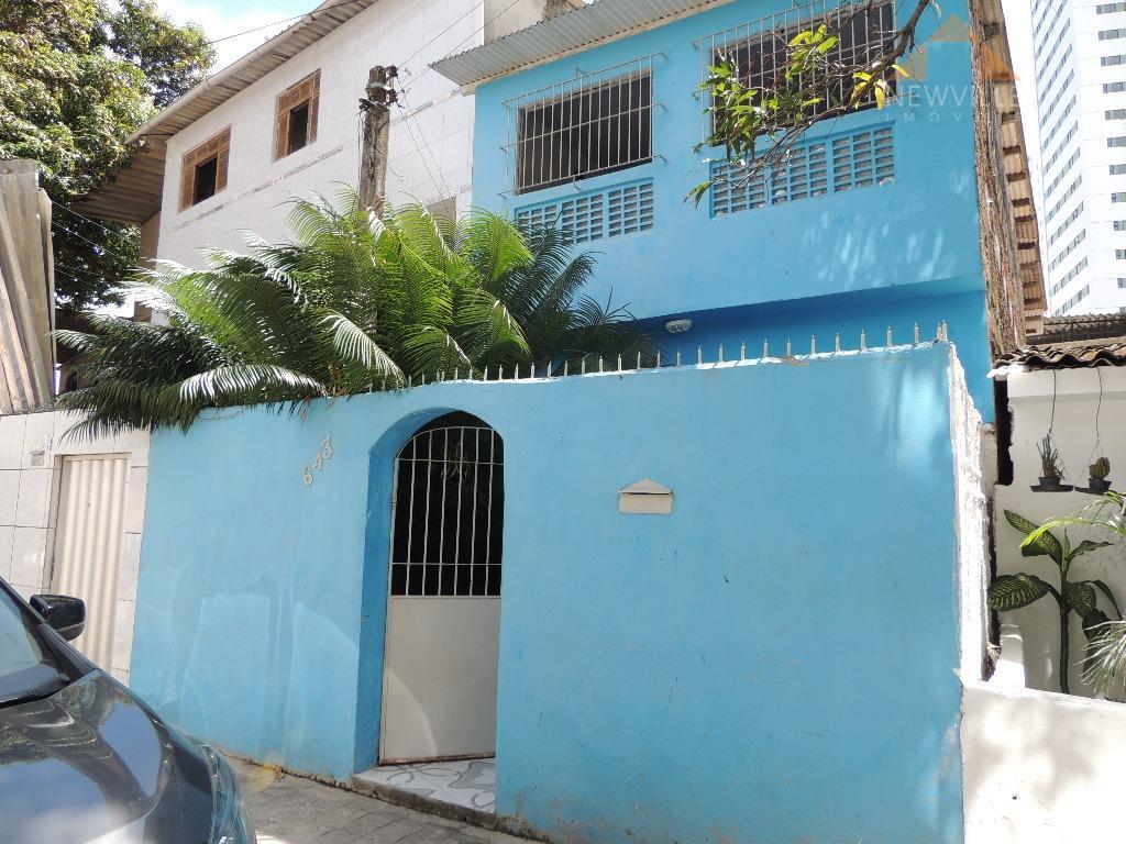 Casa residencial para locação, Pina, Recife.