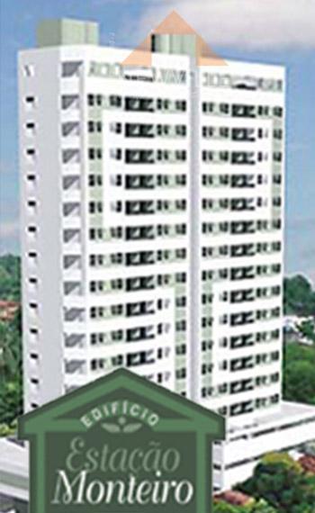 Apartamento residencial para venda e locação, Casa Forte, Recife - AP0660.