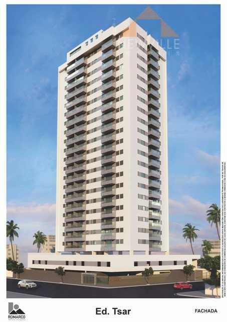 Tsar  - Lançamento - Casa Caiada - 03 quartos - 86,48;  87,99; 91,81 e 86,80 m²