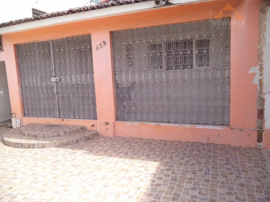 Casa residencial à venda, Imbiribeira, Recife.
