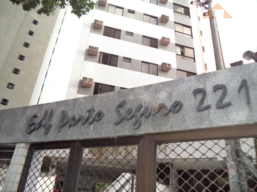 Apartamento residencial para locação, Graças, Recife.