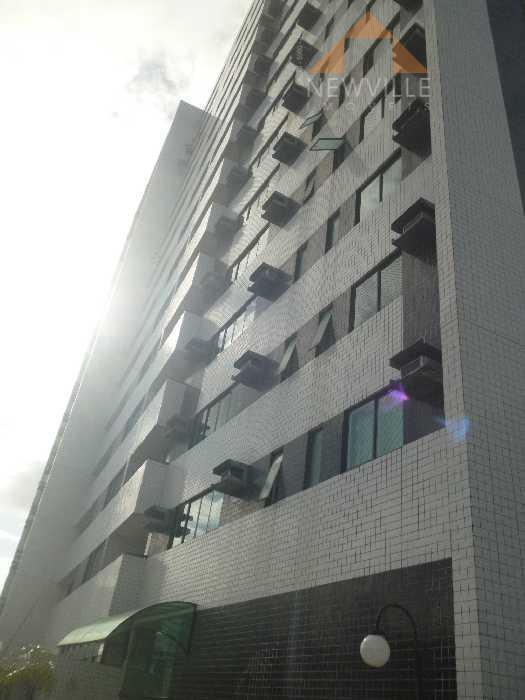 Apartamento residencial para venda e locação, Graças, Recife - AP0989.