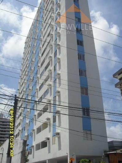 Apartamento  residencial para locação, Espinheiro, Recife.