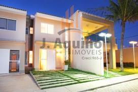 Casa  em CONDOMÌNIO à venda, Parque Santa Maria, Fortaleza.