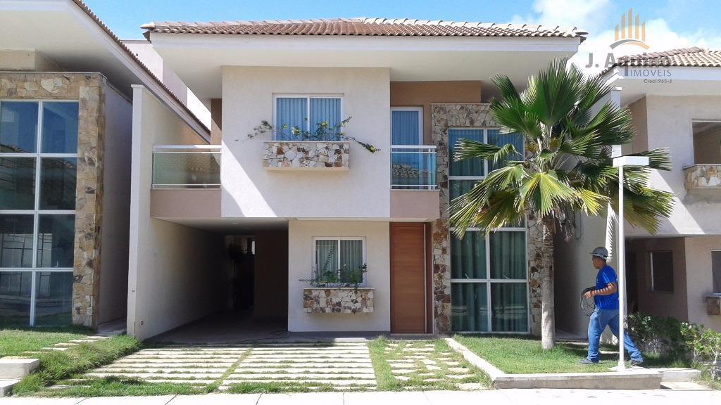 Casa  em CONDOMÌNIO à venda, Lagoa Redonda, Fortaleza.