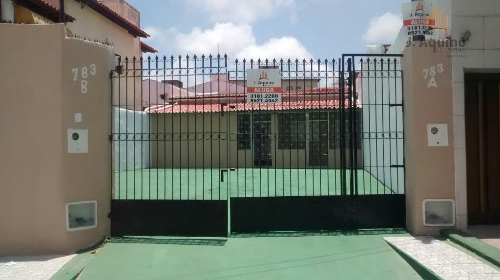 Kitnet  residencial para locação, Cidade dos Funcionários, Fortaleza.