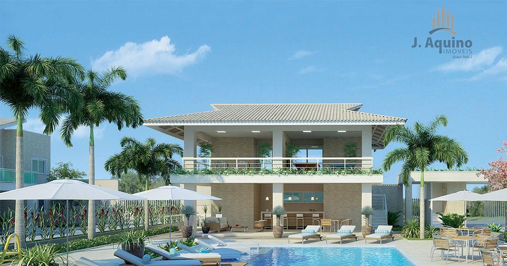 Casa em Condomínio à venda, Água Fria, Fortaleza.