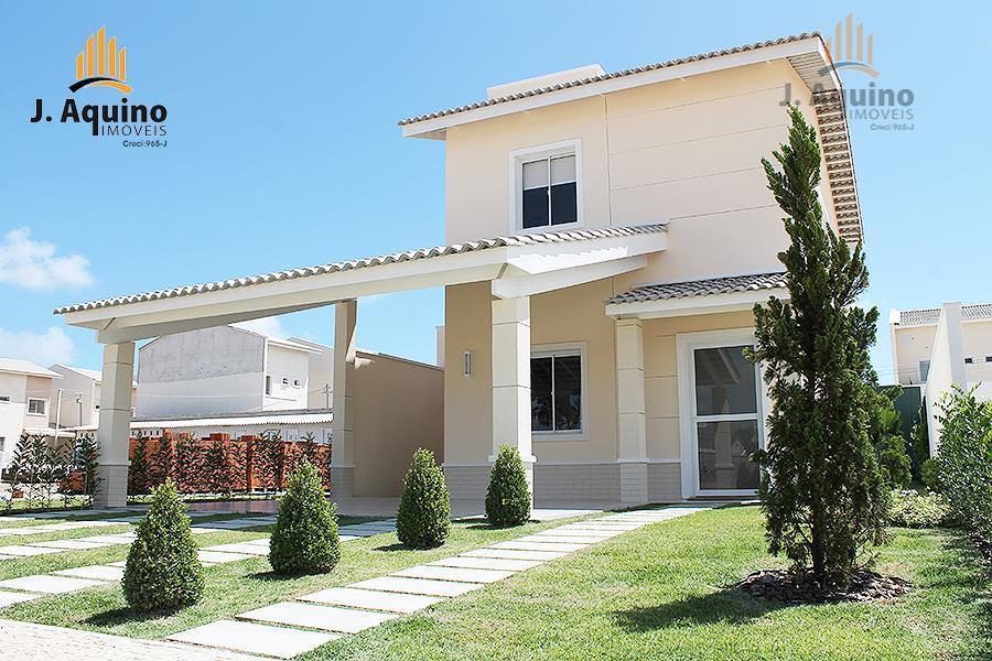 grand reserva - Casa  residencial à venda, Guaribas, Eusébio.