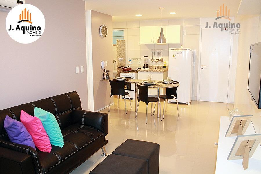 Ed. The Link, apartamento  residencial à venda, Guararapes, Fortaleza.