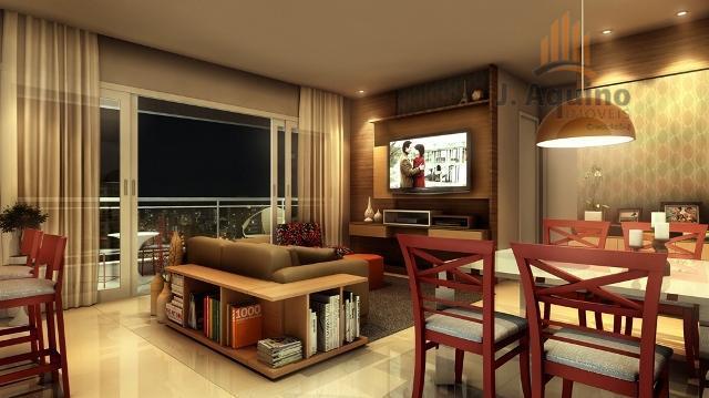 Ed Reserva Alpha VIllage, Apartamento residencial à venda, Engenheiro Luciano Cavalcante, Fortaleza.