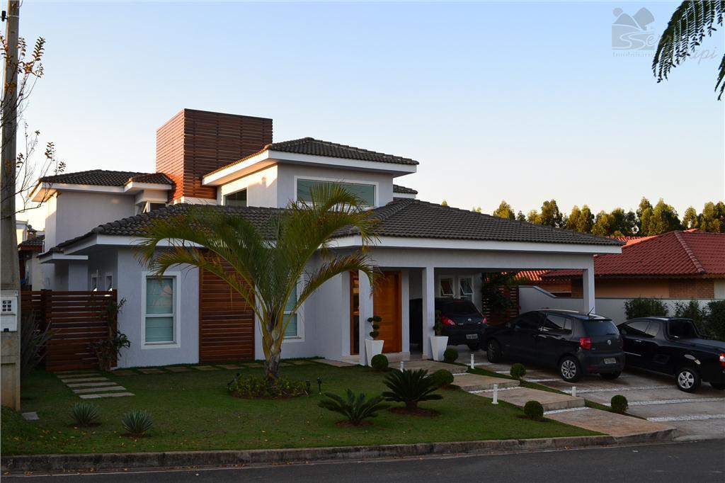 Casa residencial à venda, Residencial dos Lagos, Itupeva.
