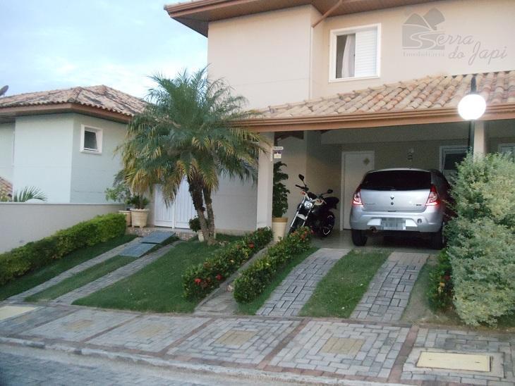 Casa residencial à venda, Ecovilage, Recanto Quarto Centenário, Jundiaí - CA0827.