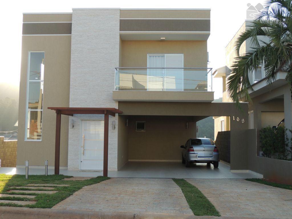 Casa residencial à venda, Ibi Aram I, Itupeva - CA0891.