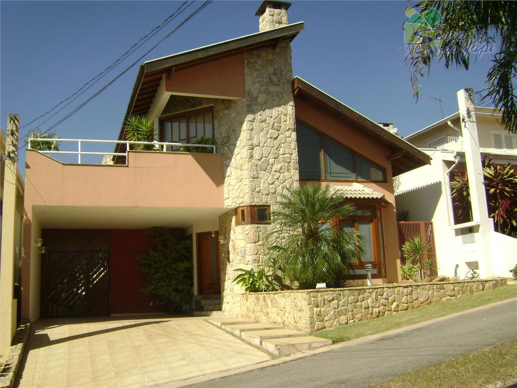 Casa residencial à venda, Chácara Malota, Jundiaí - CA0285.