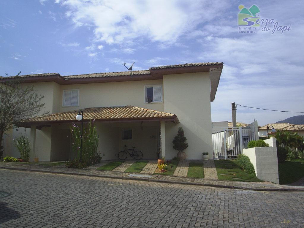Casa residencial à venda, EcoVillage, Jundiaí - CA0377.