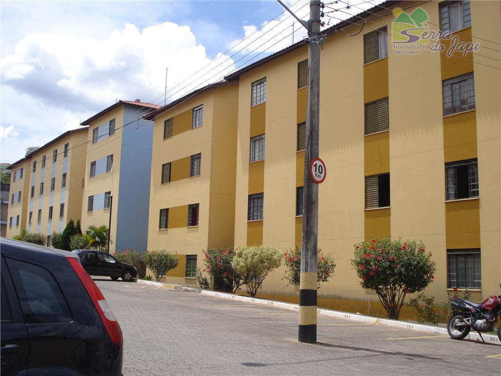 Apartamento residencial para locação, Retiro, Jundiaí - AP1008.
