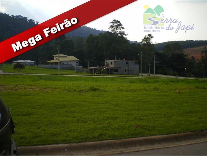 Terreno residencial à venda, Condomínio Fechado Ibi Aram, Itupeva - TE0186.