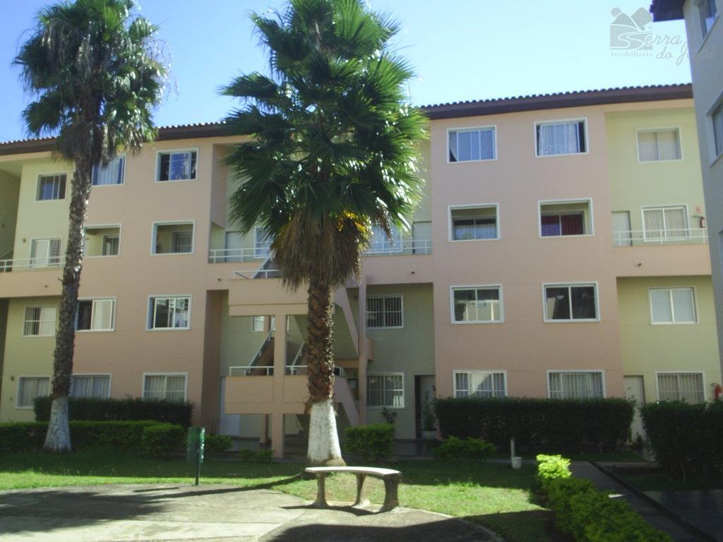 Apartamento residencial para locação, Eloy Chaves, Jundiaí - AP1561.