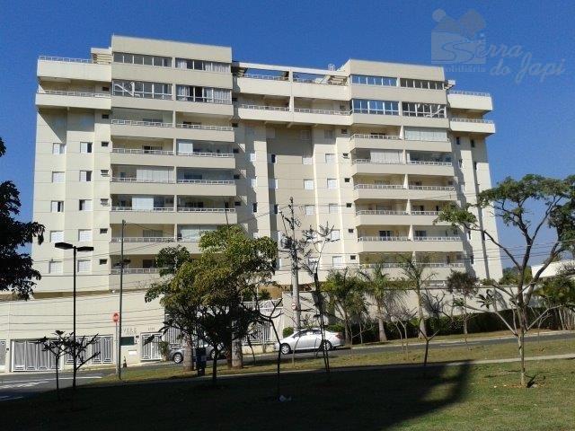 Apartamento residencial à venda, Vivere, Jardim das Samambaias, Jundiaí - AP1814.
