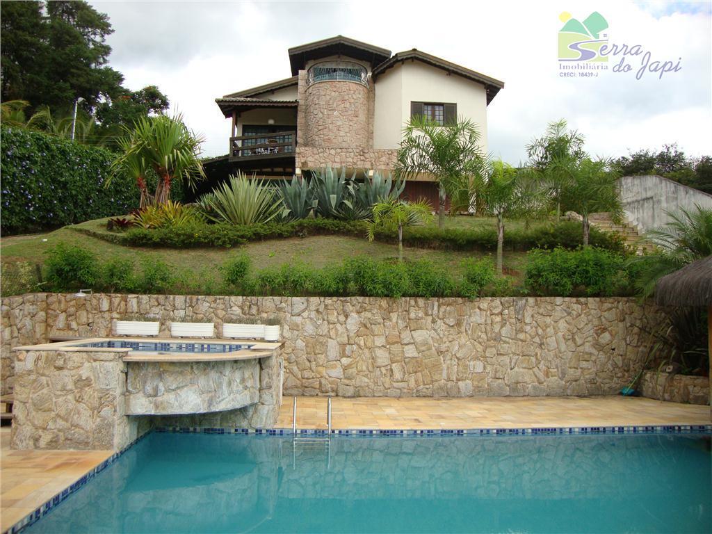 Casa residencial à venda, Monterrey, Louveira.