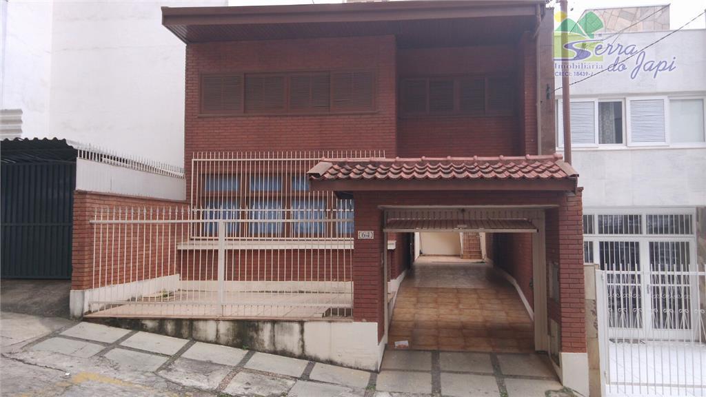 Casa residencial à venda, Vila Boaventura, Jundiaí.