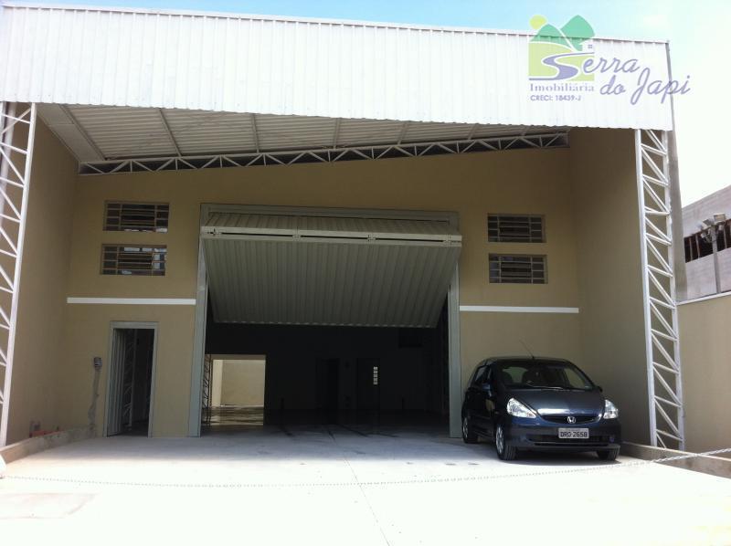 Galpão comercial para venda e locação, Eloy Chaves, Jundiaí - GA0024.
