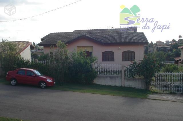 Casa residencial à venda, Parque da Fazenda, Itatiba - CA1255.